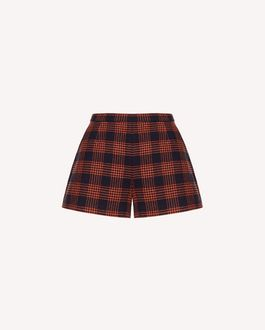 REDValentino Shorts Woman SR3RFB451Y1 0NO a