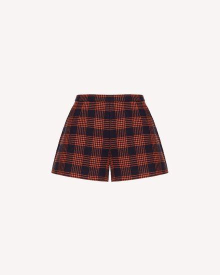 REDValentino Shorts Woman SR3RFB6549A B01 a