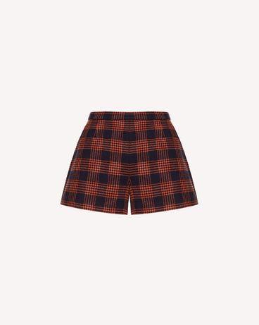 REDValentino SR3RFB6549A B01 Shorts Woman a