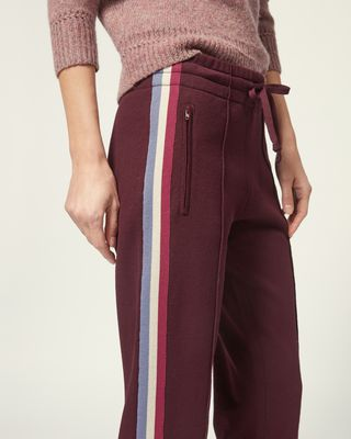 ISABEL MARANT ÉTOILE TROUSER Woman DARION TROUSERS r