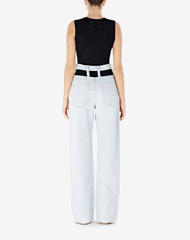 PANTS Décortiqué jeans Sky blue