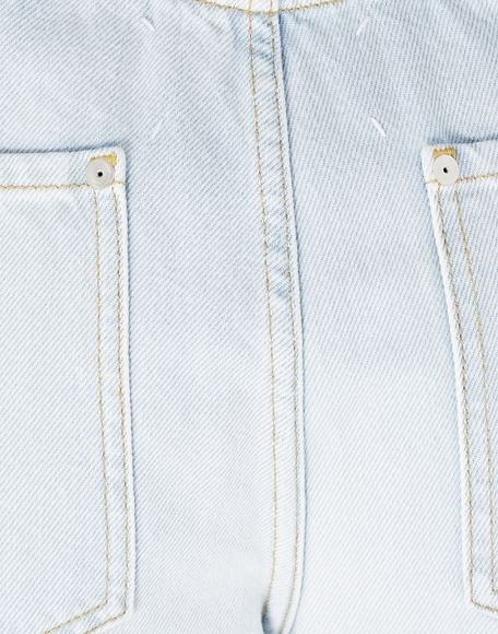 MAISON MARGIELA Décortiqué jeans Jeans Woman b