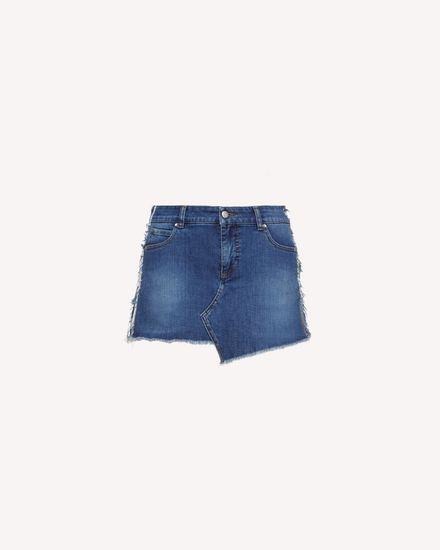 REDValentino Shorts Woman SR0DD01F4LK L04 a