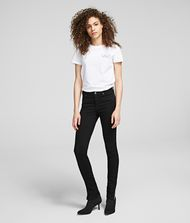KARL LAGERFELD Skinny Jeans with Ankle Zips 9_f