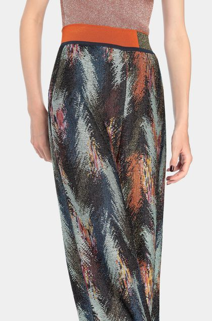 MISSONI Pants Light green Woman - Front
