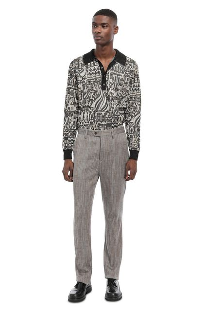 MISSONI Pants Sand Man - Front