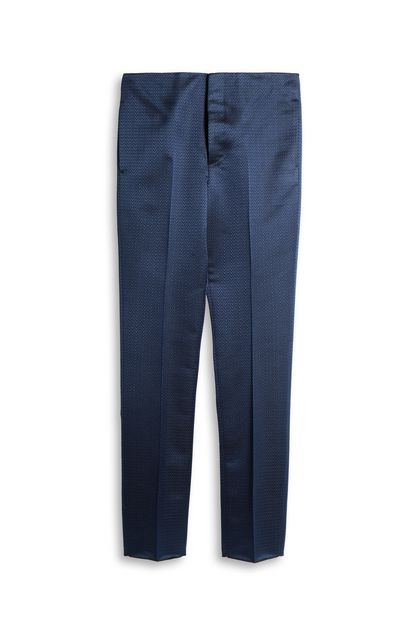 MISSONI Trouser Blue Man - Back
