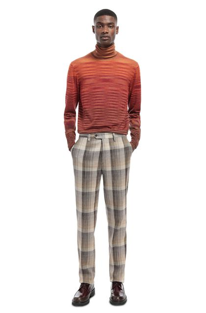 MISSONI Pants Beige Man - Front