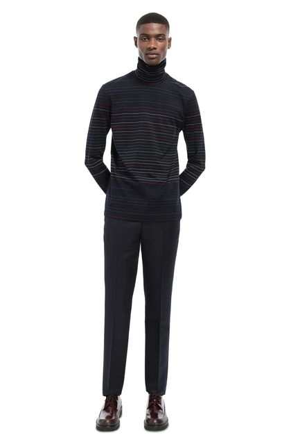 MISSONI Pants Dark blue Man - Front