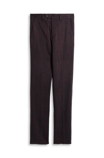 MISSONI Trouser Garnet Man - Back