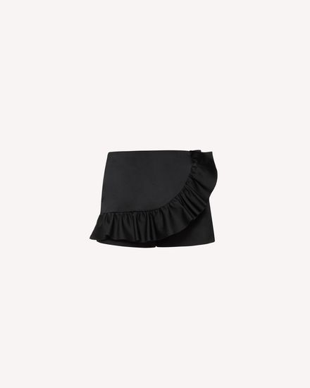 REDValentino Shorts Woman SR0RFB954H6 0NO a