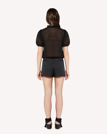 REDValentino SR0RFB954H6 0NO Shorts Woman r
