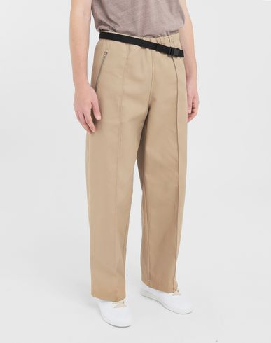 MAISON MARGIELA Trousers Man Trousers with bumbag r