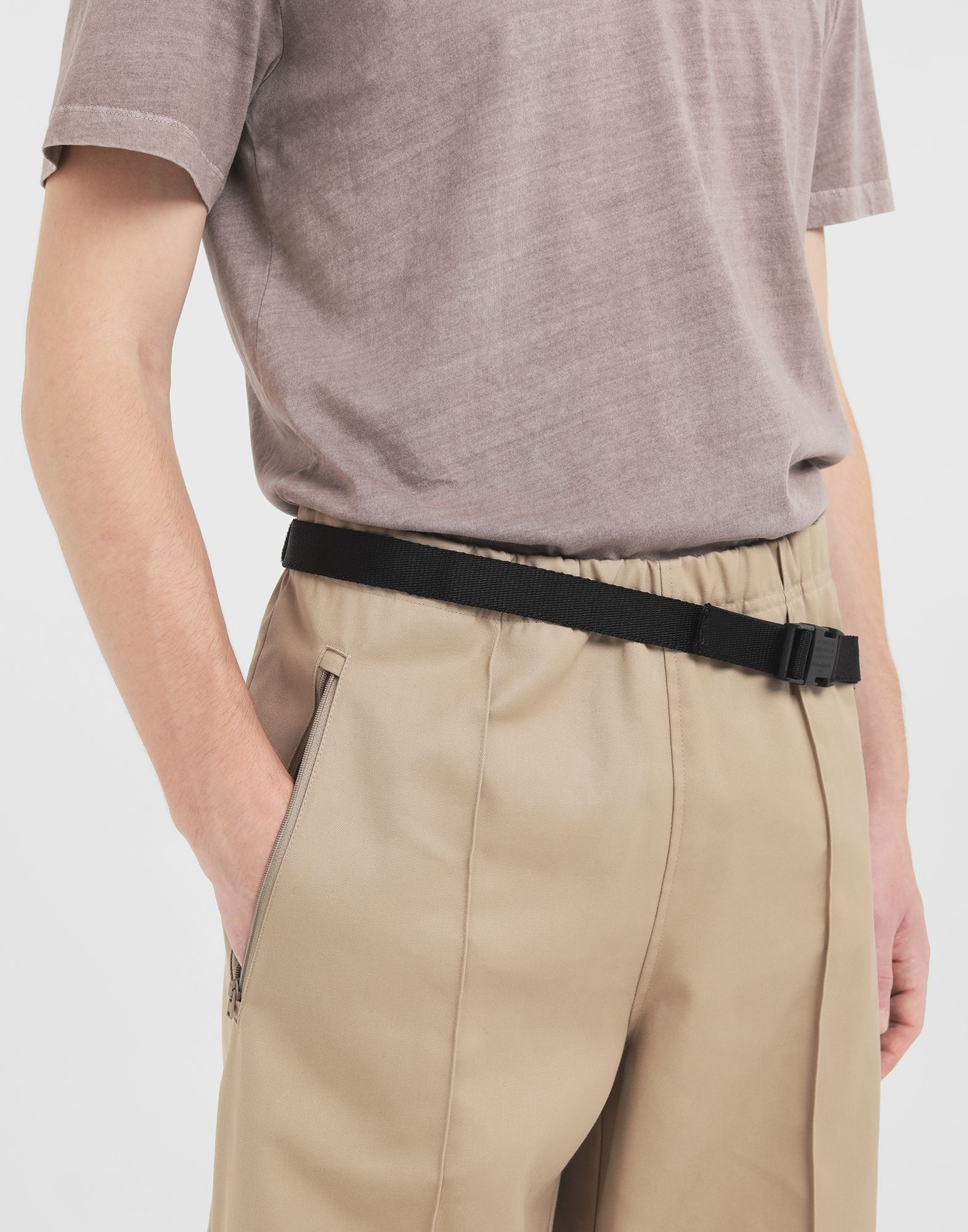 MAISON MARGIELA Trousers with bumbag Trousers Man a