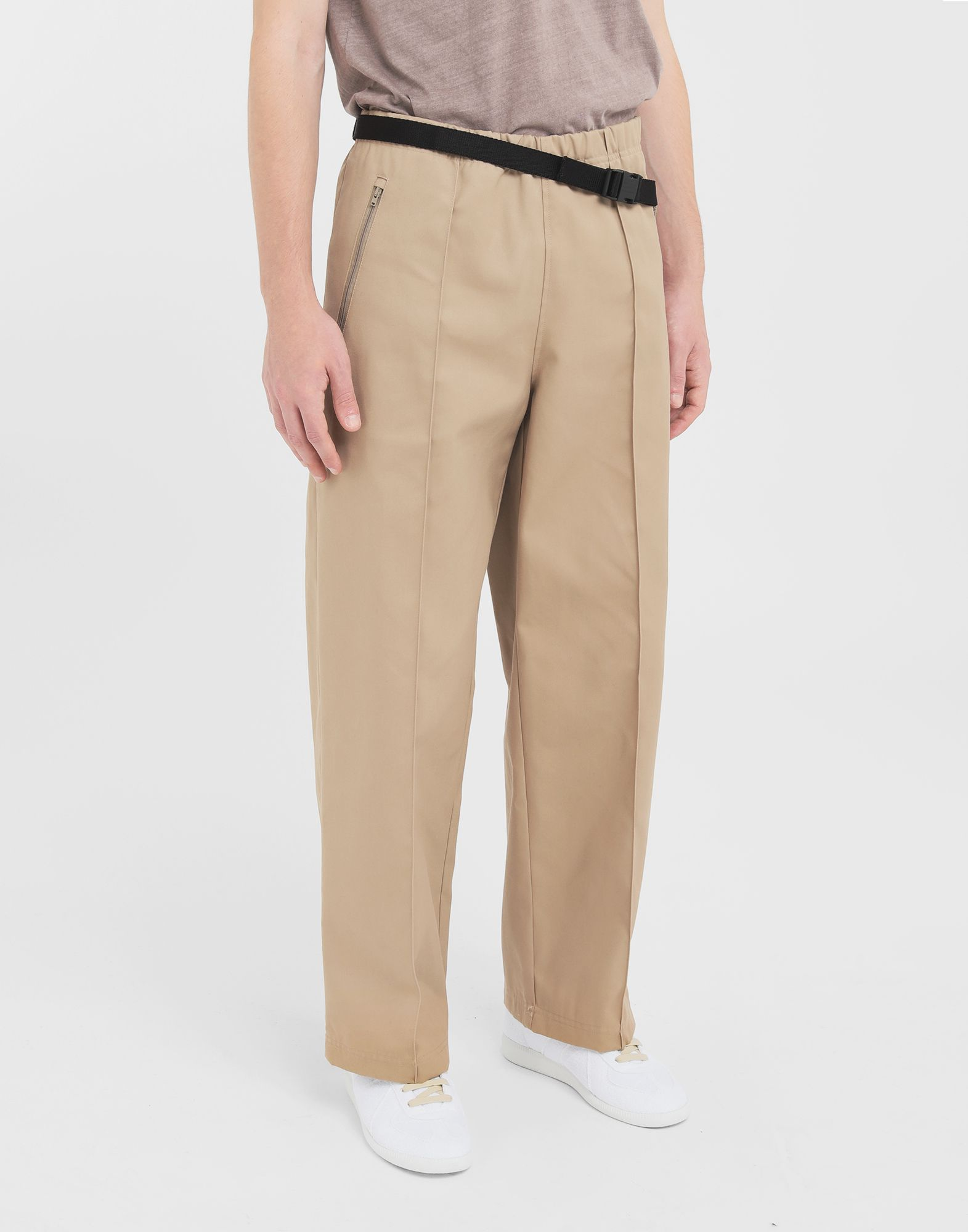MAISON MARGIELA Trousers with bumbag Trousers Man r