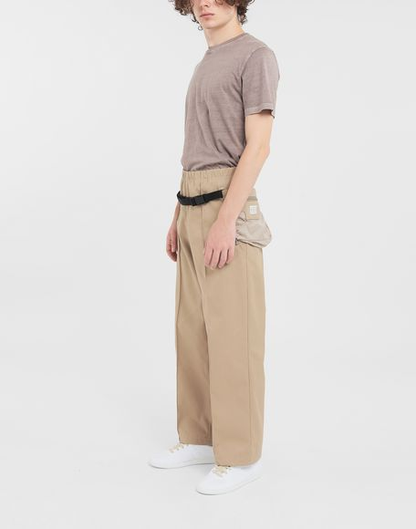 MAISON MARGIELA Trousers with bumbag Trousers Man d