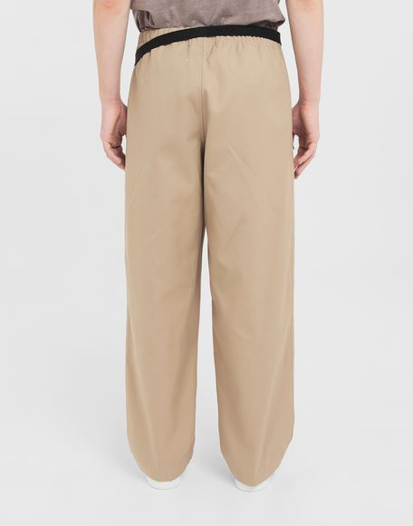 MAISON MARGIELA Trousers with bumbag Trousers Man e