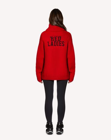 REDValentino SR0MD00T4Q4 0NO Pants Woman r