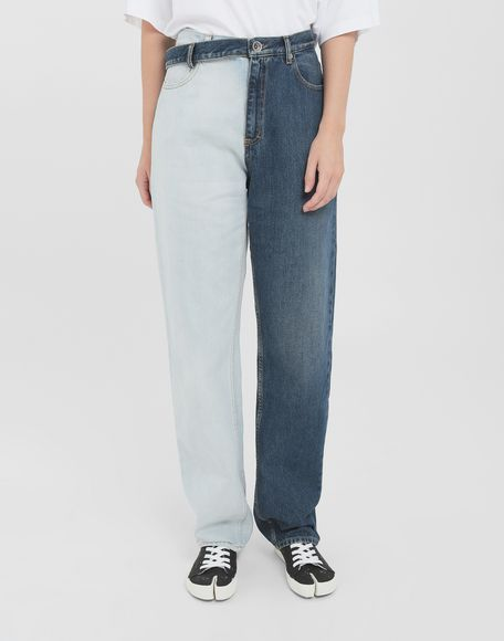 MAISON MARGIELA Side-belt jeans Jeans Woman r