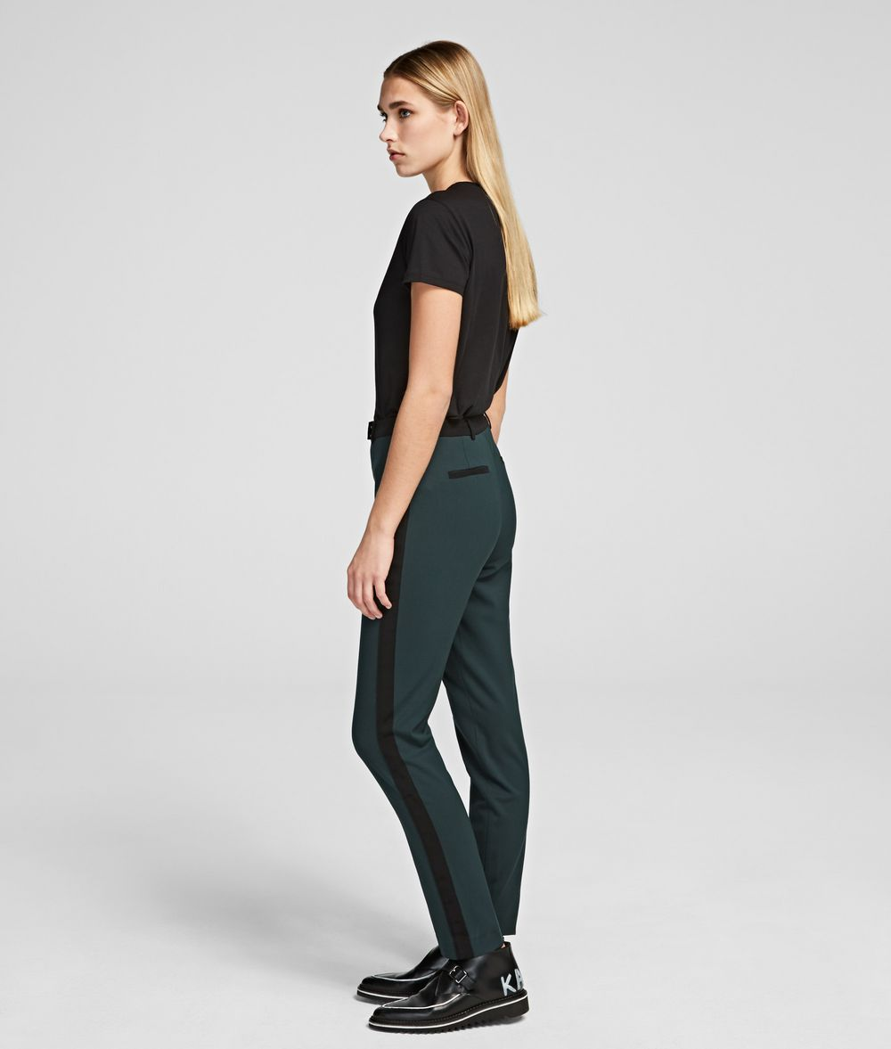 KARL LAGERFELD Tailored Cigarette Pants Pants Woman d