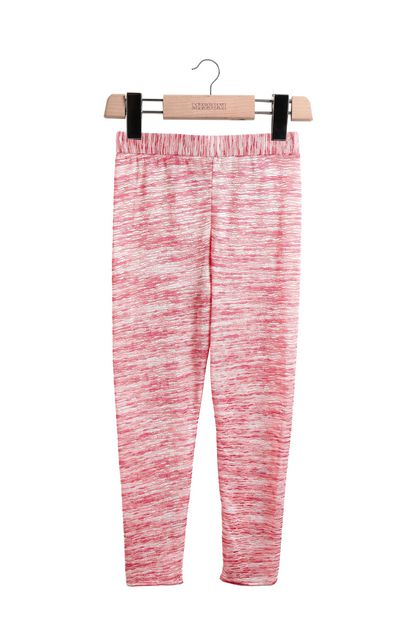 MISSONI KIDS Leggings  Rosa Donna - Retro