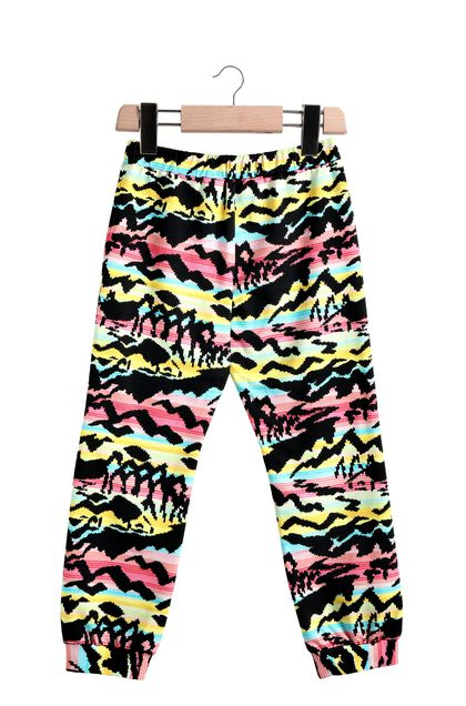 MISSONI KIDS Pants Black Woman - Front
