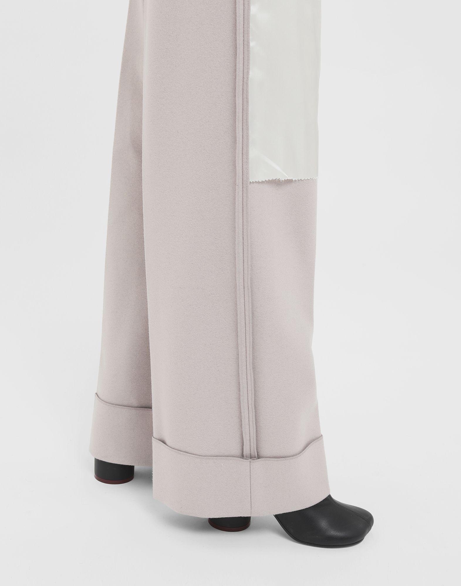MM6 MAISON MARGIELA Pantaloni sartoriali Reversed Pantalone Donna b