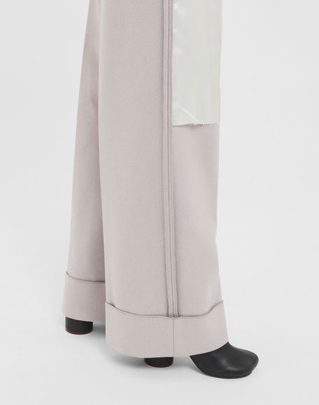 MM6 MAISON MARGIELA Reversed tailored trousers Casual pants Woman b