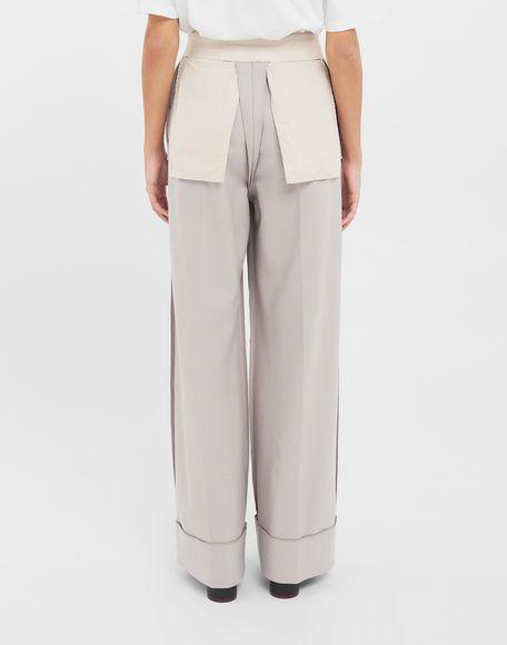 MM6 MAISON MARGIELA Inside-Out-Couture-Hose Hose Dame e
