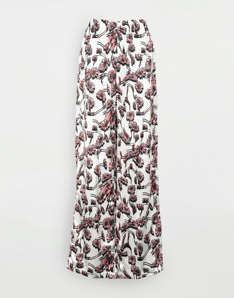 MM6 MAISON MARGIELA Flower trousers Casual pants Woman f
