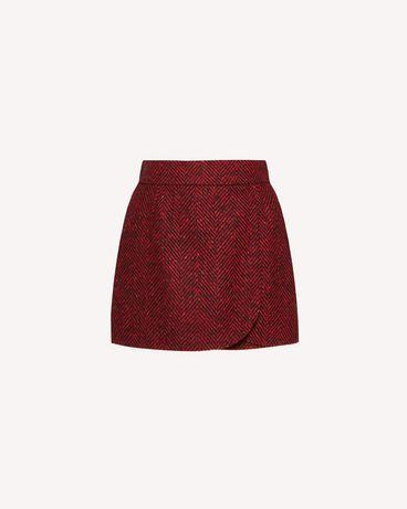 REDValentino SR0RFB8541B L58 Shorts Woman a