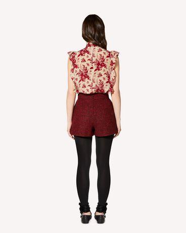 REDValentino SR0RFB8541B L58 Shorts Woman r