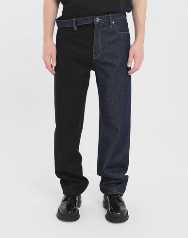 MAISON MARGIELA Jeanshose Herren Gespleißte Jeans r