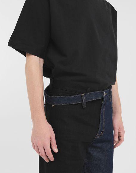 MAISON MARGIELA Spliced jeans Jeans Man a