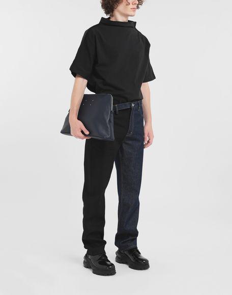 MAISON MARGIELA Spliced jeans Jeans Man d