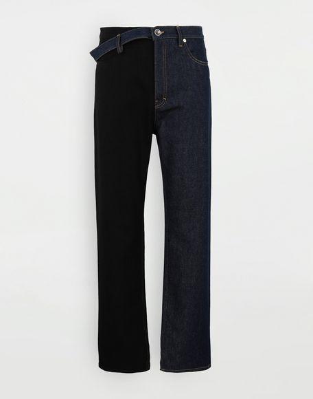 MAISON MARGIELA Spliced jeans Jeans Man f