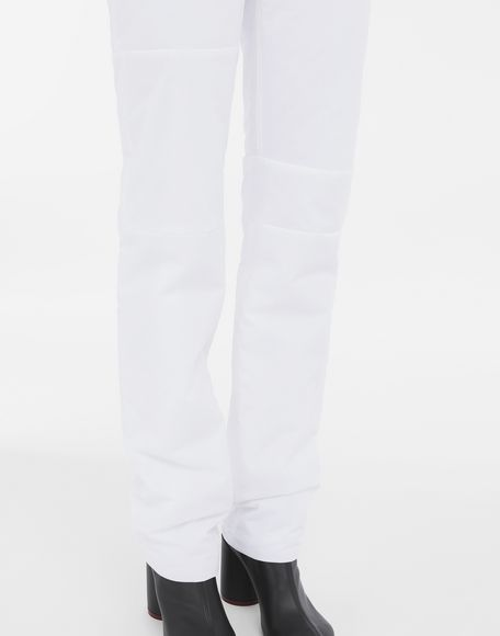 MM6 MAISON MARGIELA Padded cotton pants Casual pants Woman b