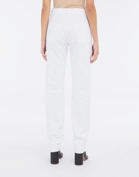 MM6 MAISON MARGIELA Padded cotton pants Casual pants Woman e