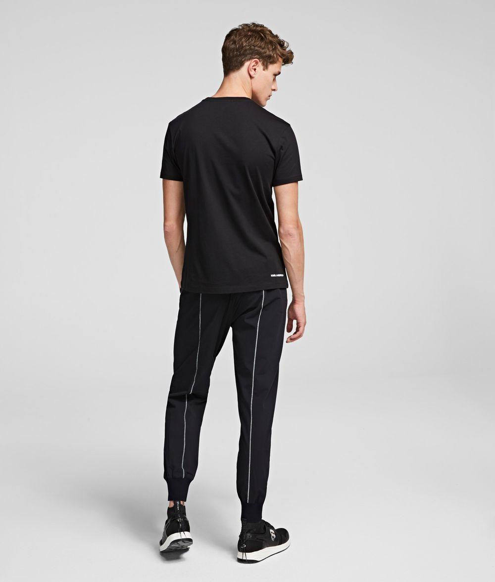 KARL LAGERFELD Slim Travel Pants Pants Man d