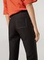 Marni Trousers in cotton cady with contrast topstitching Woman - 5