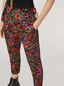 Marni Pantaloni in faille stampa Amarcord con gamba asciutta Donna - 4