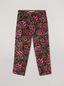 Marni Pantaloni in faille stampa Amarcord con gamba asciutta Donna - 2