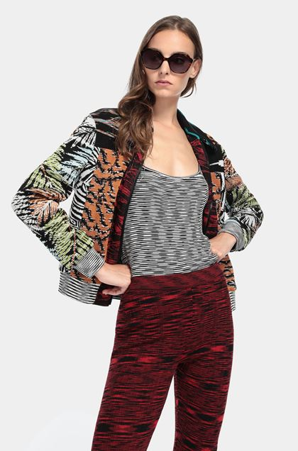 MISSONI Leggings  Red Woman - Front