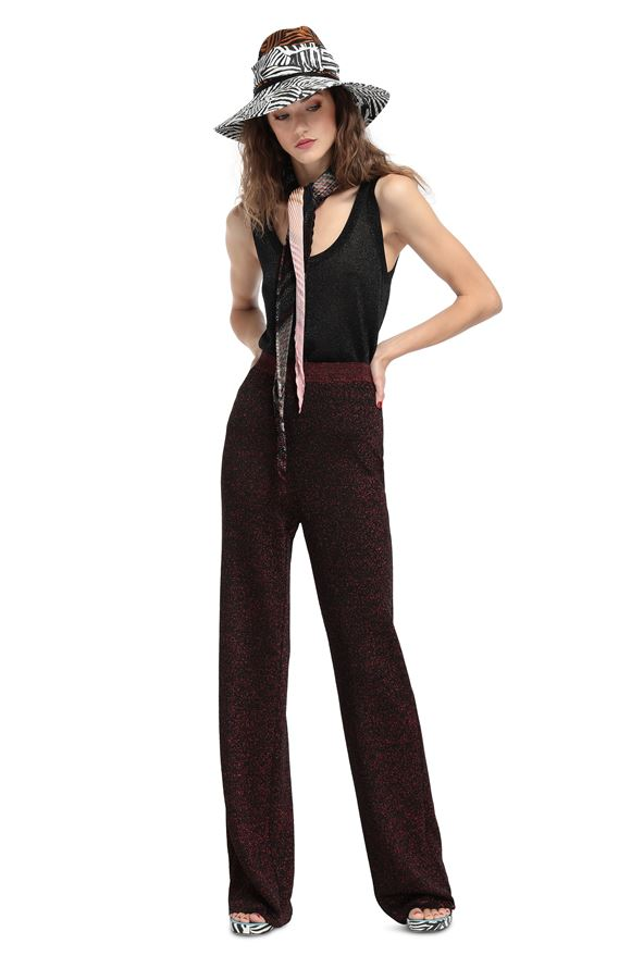 MISSONI Trouser Woman, Frontal view
