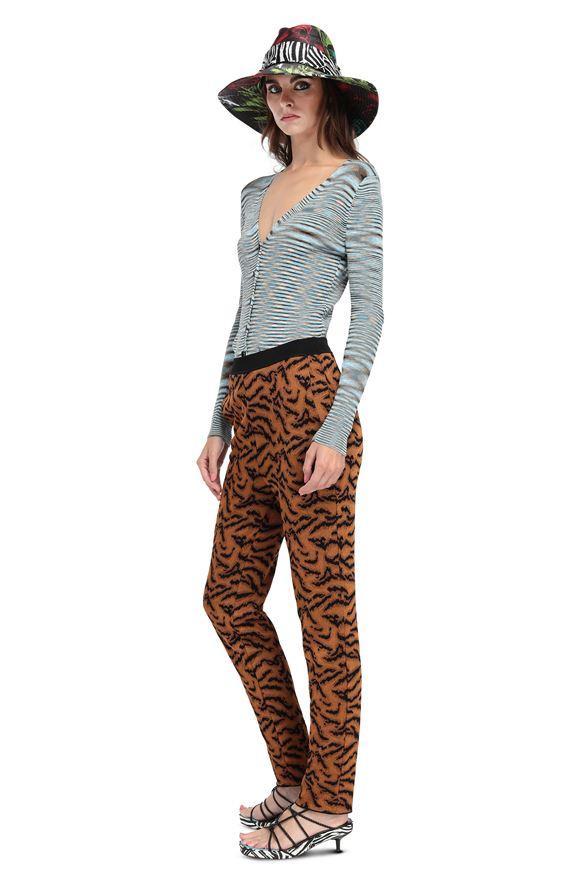 MISSONI Trouser Woman, Side view