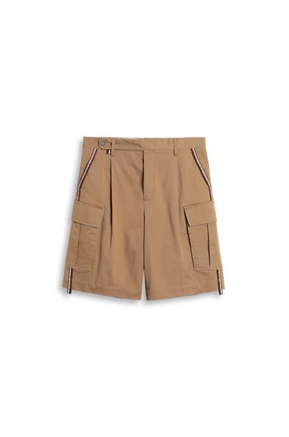 MISSONI Shorts Camel Man - Back