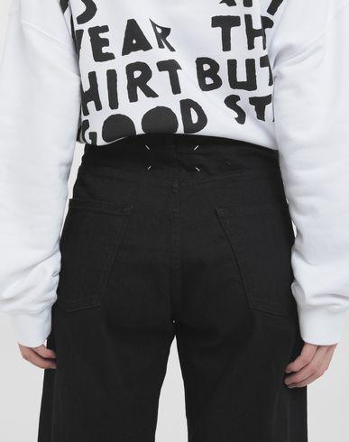 パンツ Décortiqué ジーンズ ブラック