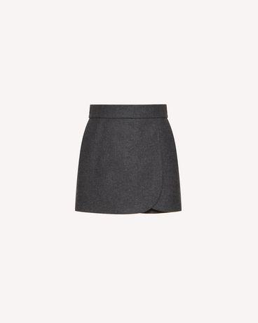 REDValentino SR0RFB854H5 AU8 Shorts Woman a