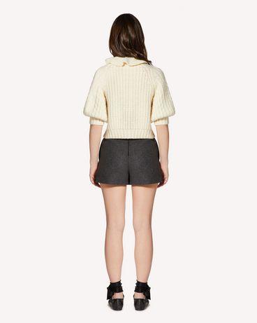 REDValentino SR0RFB854H5 AU8 Shorts Woman r