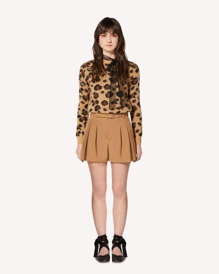 REDValentino Shorts Woman SR0RFB90WBP 954 f